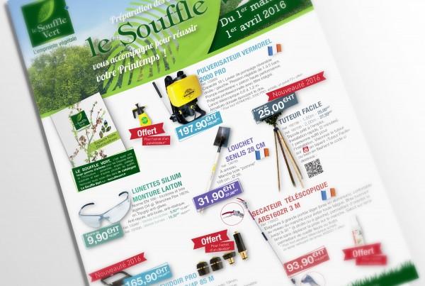 PAO – Catalogue Printemps 2015