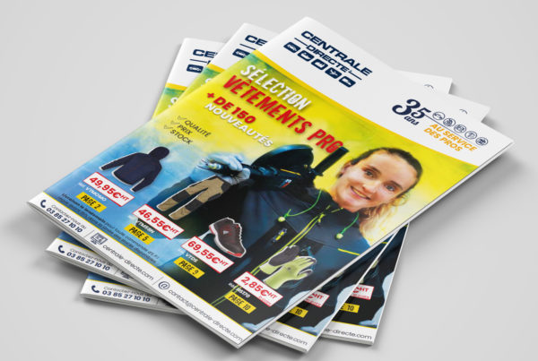 Centrale Directe – Brochure EPI